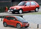 10 nejzdařilejších malých hatchbacků