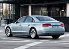 Audi A8 e-tron dorazí v roce 2015