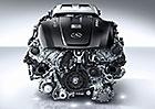 Mercedes-AMG GT: Motor V8 4.0 Biturbo podrobně