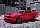 Dodge Challenger SRT Hellcat: První pekelná kočka bude vydražena