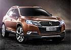 Prodeje Citroënů DS klesají, situaci chce zvrátit SUV 6WR