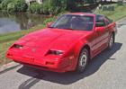 Nissan 300 ZX z roku 1986 s 24 tisíci kilometry na prodej
