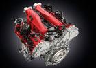 Ferrari pracuje na motoru s elektrickým turbodmychadlem