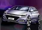 Hyundai i20: Nová generace na prvních skicách a videu