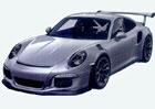 Porsche 911 GT3 RS: Nová generace na patentových snímcích