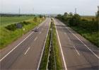 Otevírá se další úsek dálnice D3. Zatím v jednom pruhu