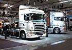 Scania se připravuje na IAA v Hannoveru