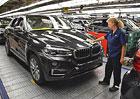 BMW X6: Výroba druhé generace byla zahájena