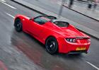 Druh� generace Tesly Roadster p�ijde v roce 2017