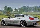 RM Design představilo svou vizi čtyřdveřového kupé Bentley
