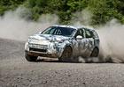 Video: Land Rover Discovery Sport během náročného testování