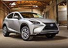 Lexus NX: Kompaktní SUV se začalo vyrábět (+video)