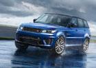 Range Rover Sport SVR: Nejsportovnější Land Rover všech dob má 558 koní