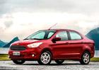 Ford Ka+: Brazilskému káčku narostl zadeček
