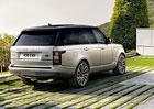 Top 10 aut mezi fotbalisty: Vítězí Range Rover