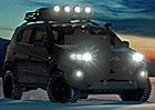 Chevrolet Niva: První snímky konceptu nové generace americko-ruského off-roadu