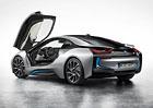 BMW i8 s faceliftem posílí