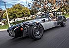 Caterham Seven 360 a 480: Dvě novinky pro Monterey Car Week