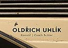 Zakladatel Karosy Oldřich Uhlík zemřel před 50 lety