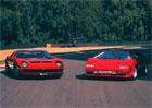 Lamborghini Miura a Countach: Souboj býčích titánů (video)