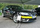 Saab 9-3 EV: Švédský elektrosedan ujede 200 km