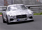 Video: Mercedes-AMG GT testuje na Nürburgringu