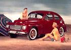 Volvo PV444 (1944-1958): Samonosný hrbáč slaví sedmdesátku