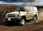 Toyota Land Cruiser 70 opět na scéně (+video)
