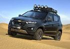 Nový Chevrolet Niva prozatím jako koncept