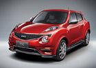 Infiniti ESQ je Nissan Juke pro Čínu