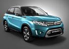 Nové Suzuki Vitara na první fotce a videu, představí se v Paříži