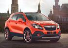 Opel Mokka pro Moskvu a Dakar (+video)
