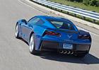 Chevrolet Corvette Stingray slaví výrobní úspěchy