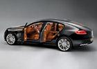 Čtyřdveřové Bugatti je zpátky ve hře, má mít více než 1000 kW