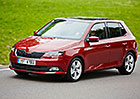 Škoda Fabia III: Předsériové jízdní dojmy
