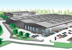 Rolls-Royce si staví nové centrum