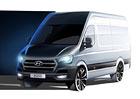 Hyundai H350: Nová dodávka pro Evropu