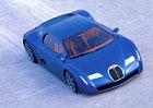 Nástupce Bugatti Veyron se bude jmenovat Chiron