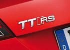Audi TT RS se výkonově přehoupne přes 400 koní