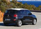 Fiat pozastavil v�robu MPV 500L, nen� o n�j z�jem