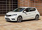 Ceny Nissanu Pulsar: VČesku od 329.900 Kč