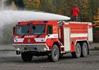 Tatra dodala slovenským hasičům dvacet aut, další budou následovat