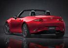 Mazda MX-5: V základu s 1.5 Skyactiv-G, dorazit by měl i dvoulitr
