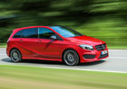 Mercedes-Benz B prošel faceliftem, změnil se málo