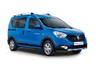 Dacia Dokker a Lodgy Stepway: S rodinou i nákladem mimo asfalt