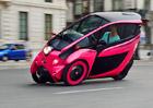 Toyota i-Road: První jízdní dojmy