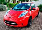 Nissan Sparky: Z Leafu se stal pickup (+video)