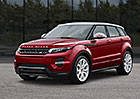 Range Rover Evoque SW1: Inspired by Britain
