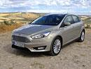 Ford Focus: První jízdní dojmy