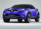 Toyota CH-R: Auris Cross se odhaluje